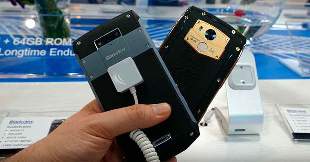BlackView BV8000, Smartphone Tahan Banting dengan RAM 6GB