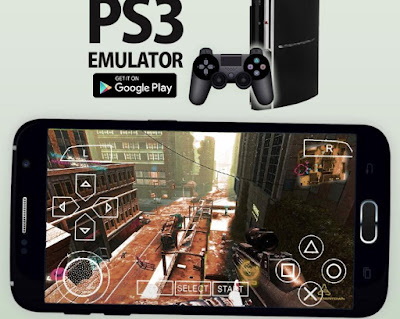PS3 PRO EMULATER APK for Android