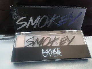 Makeover Smokey Eye Shadow Palette