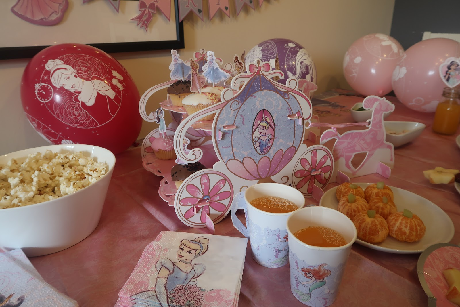 A Princess Party with Disney Store UK | Kerry Louise Norris