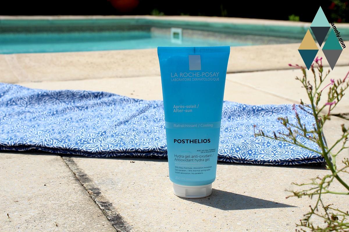 soin après-soleil posthelios hydragel anti oxydant