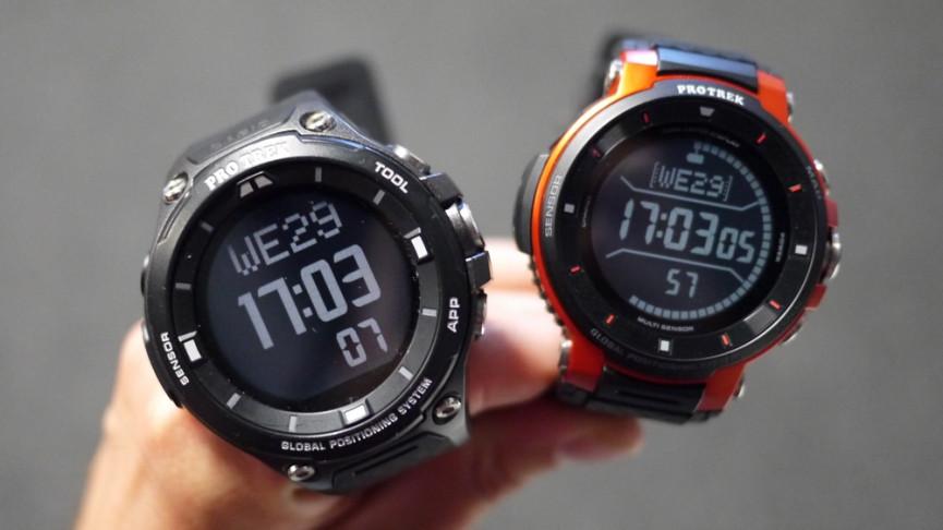 Casio Smart Watch Pro Trek WSD F30 Review