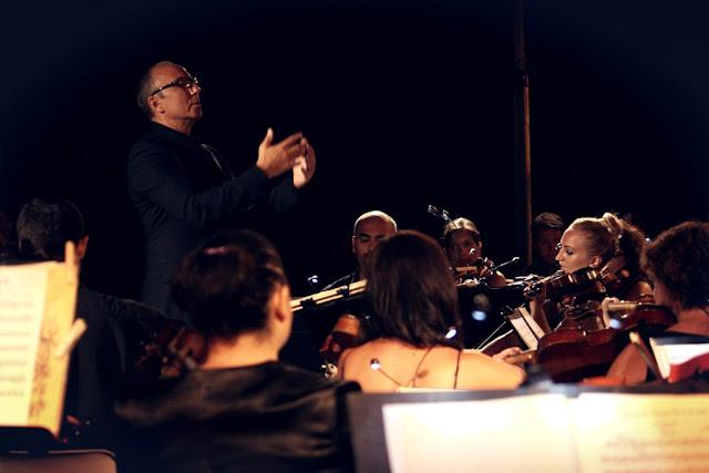 Orquestra Sinfônica de Bucareste em Trancoso