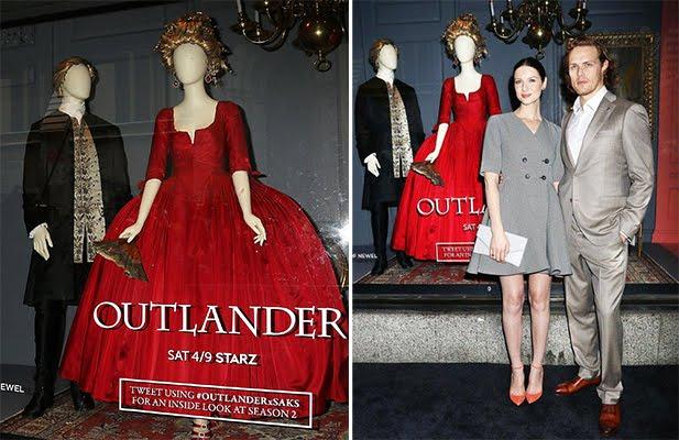 Outlander stars
