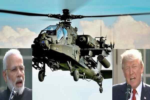 डोनाल्ड ट्रम्प से बोले PM MODI, तुरंत भेजो ये लड़ाकू हेलिकॉप्टर, चीन दे रहा रोज रोज धमकी: पढ़ें