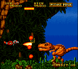 Prehistoric Isle in 1930+arcade+game+portable+download free