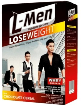 Harga Susu L-Men lose weight