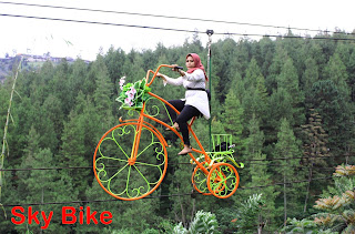 Sky Bike Dago Dreampark
