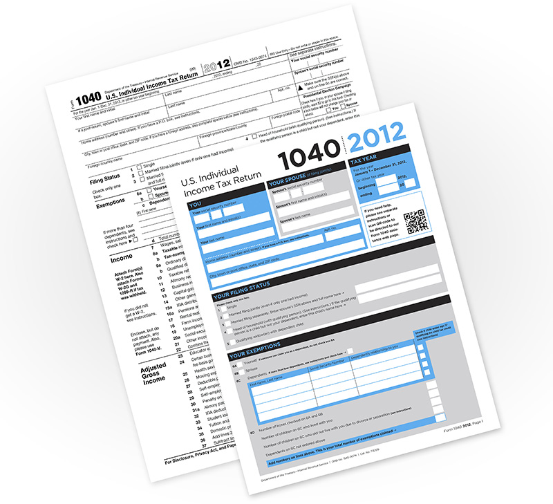 Giving Us Tax Forms A Much Needed Makeover Modernizing The W 9