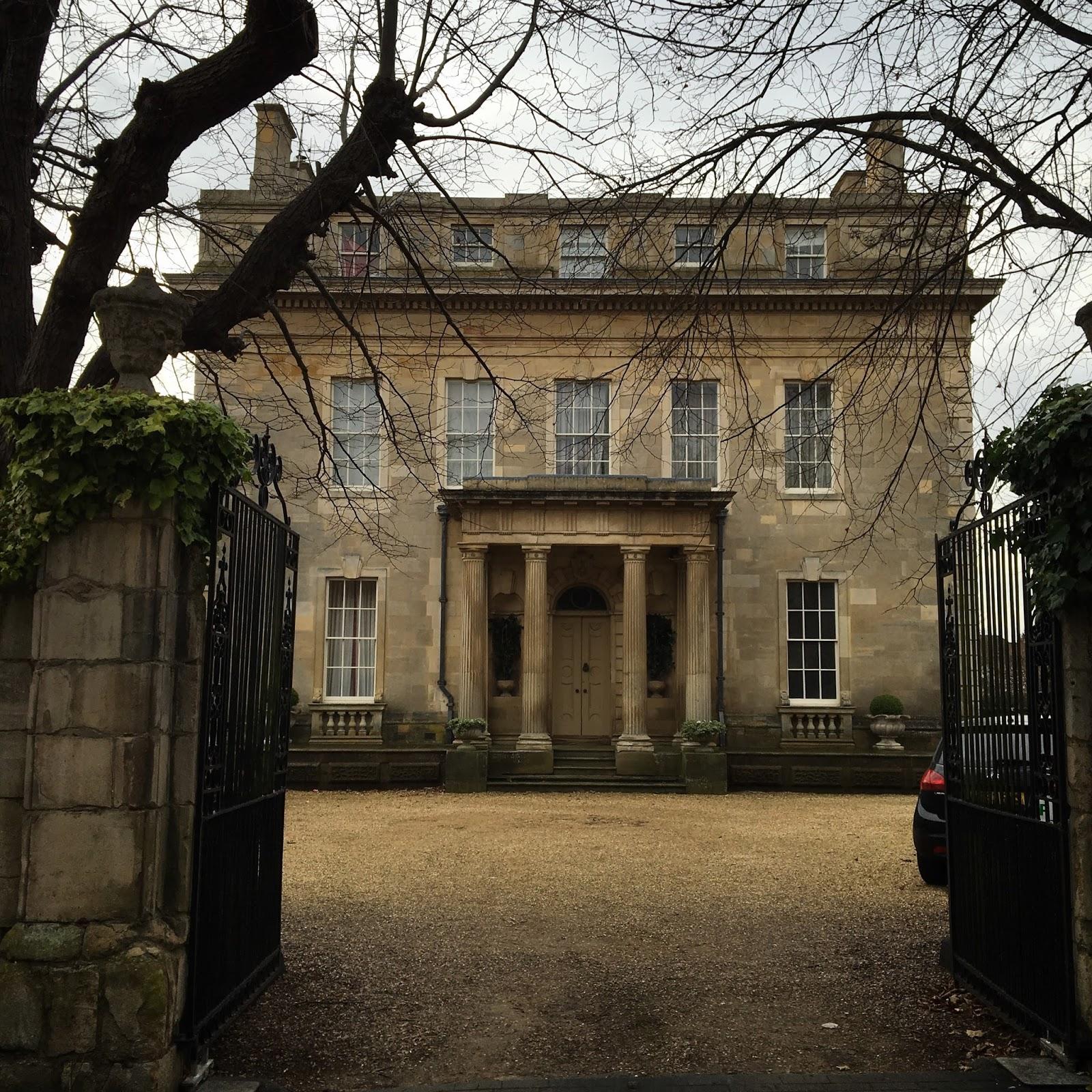 Something Of The Chameleon: Bryan Browning V: Barn Hill House
