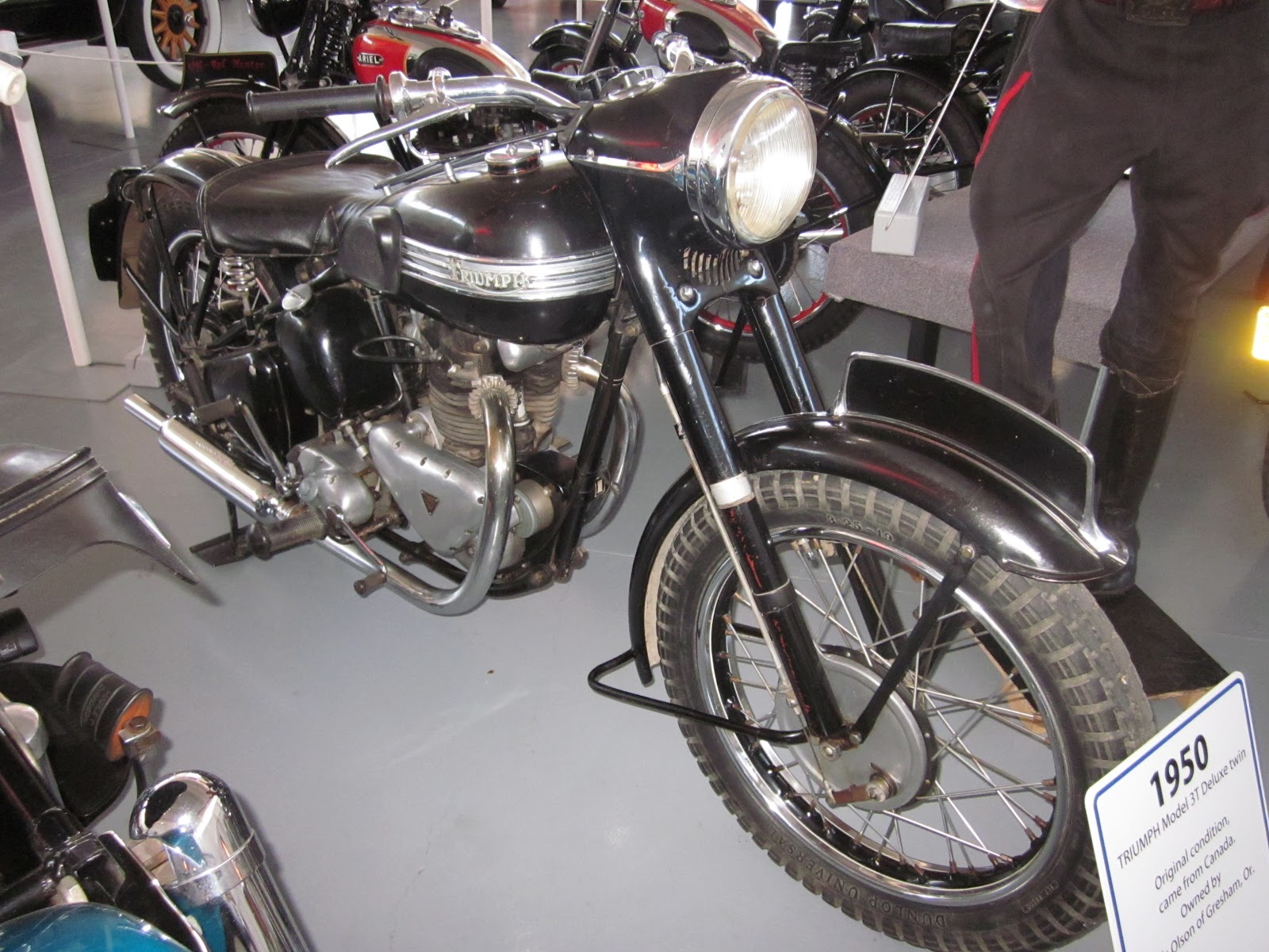 Vintage Motorcycles Northwest 56