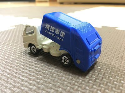 トミカ 清掃車