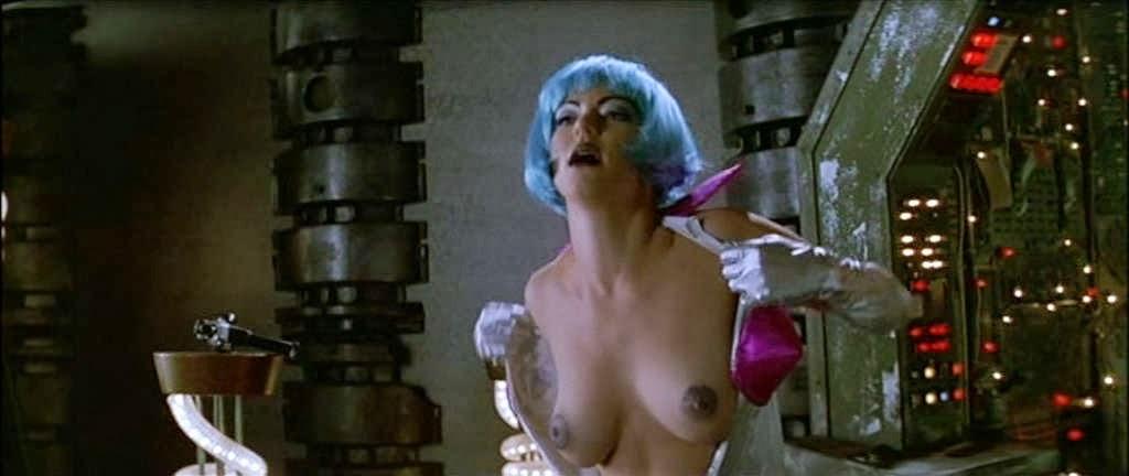 Carla Gugino Nude Green Screen 44