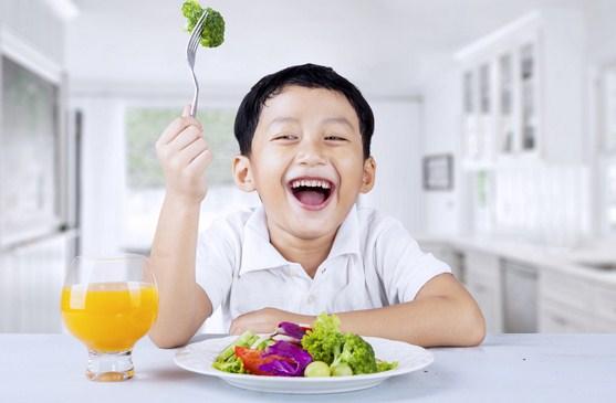 nutrisi alami untuk anak