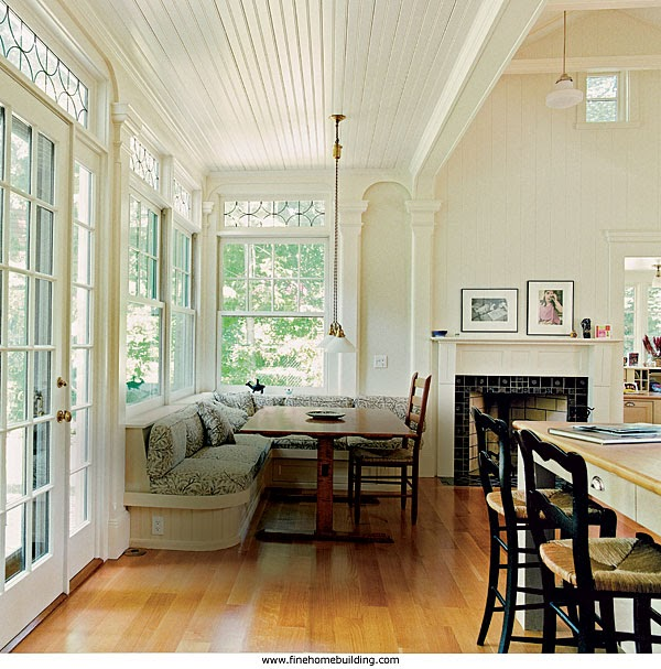 Design For Kitchen With Beadboard And Chairrail: MY LIFE BY DESIGN: Beadboard Love