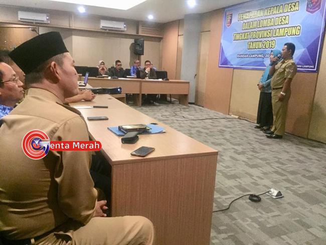 Tiga Desa Asal  Mesuji Berhasil Menjadi Juara Lomba Desa Tingkat Provinsi Lampung