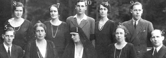 marie de roumanie 1927