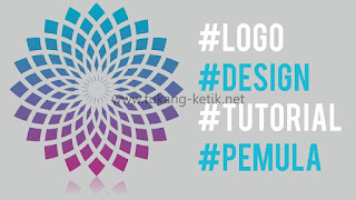 Membuat logo di corel draw