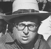 Sergio Leone, the director behind the 'Dollars' trilogy