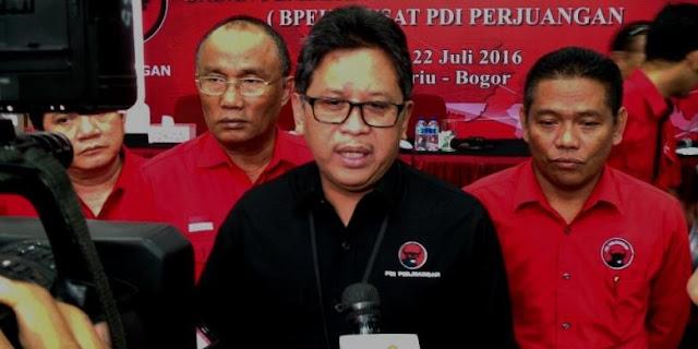 Sekjen PDI-P: Ada yang Mau Pecah Belah Partai dengan Isu Pencopotan Bambang DH