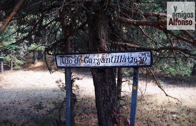 Alto de Gargantilla - AlfonsoyAmigos