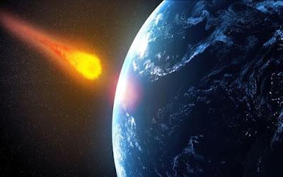 Kecolongan, Baru Saja Asteroid Meleset Lintasi Bumi
