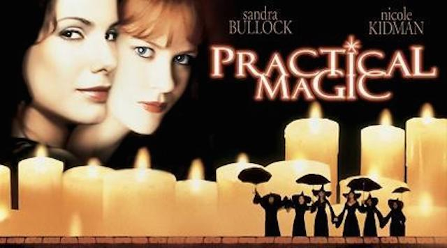 Pratical Magic poster