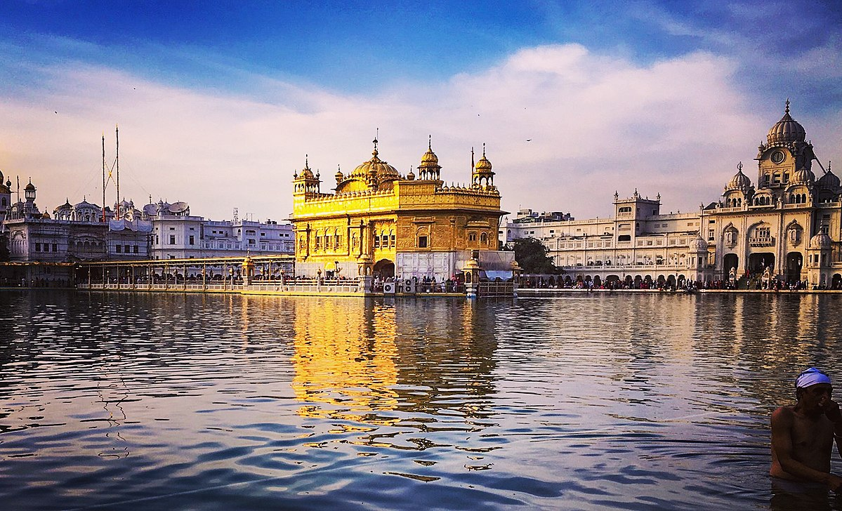 Amrtisar- golden temple