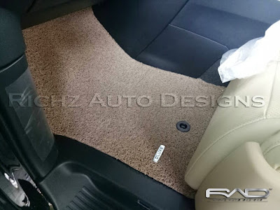 karpet mobil comfort alphard
