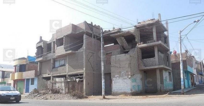 TERREMOTO EN TACNA: 60% de casas colapsaría ante sismo de magnitud 8