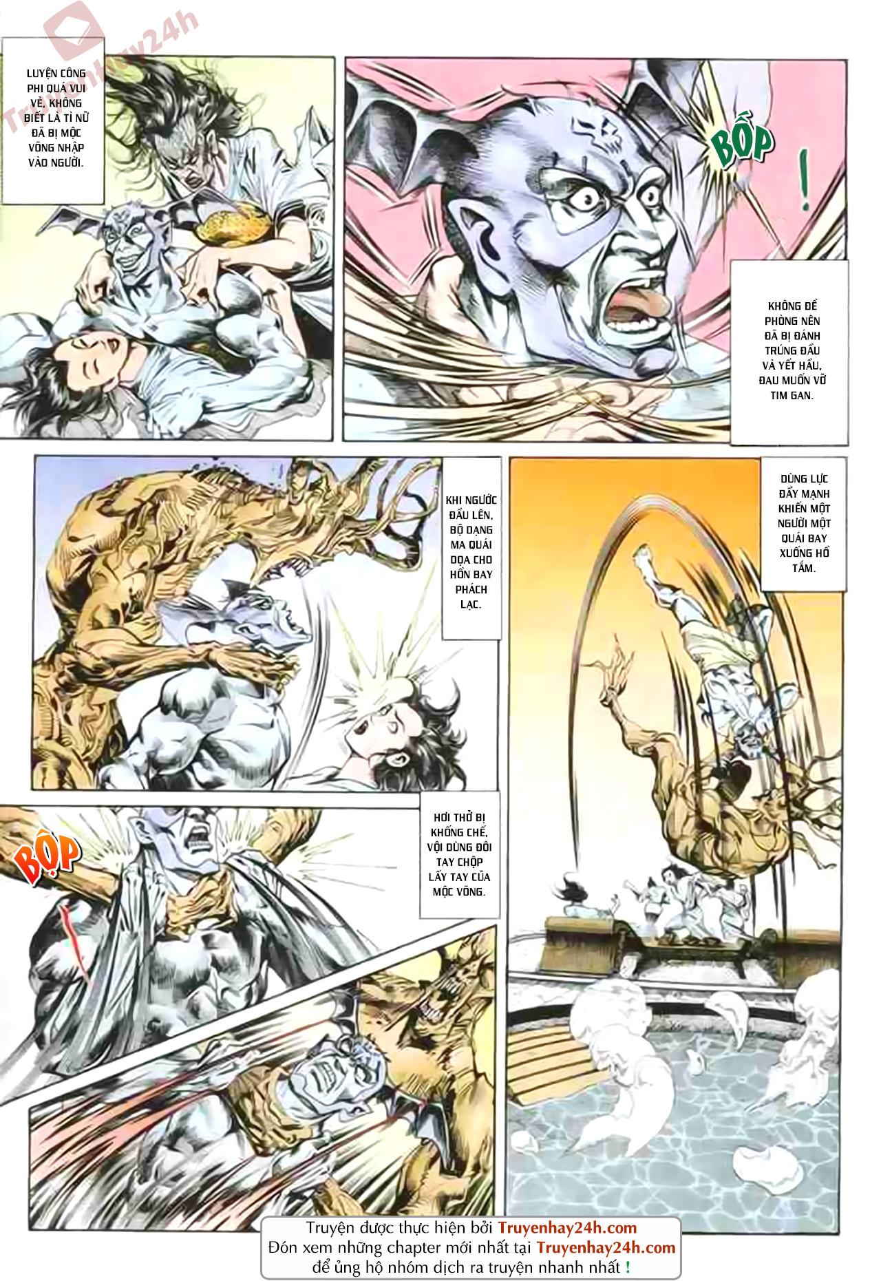 Cơ Phát Khai Chu Bản chapter 85 trang 29
