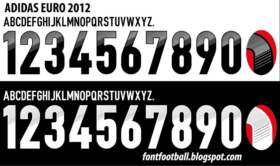 Font adidas 2006 modelfasrcardio