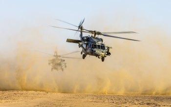 Wallpaper: Sea Hawk Helicopters