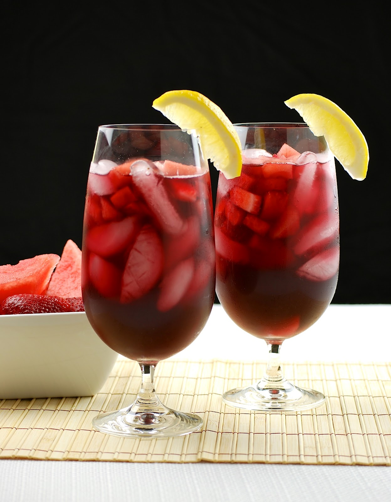 Tasty Trials: It's raining: Bring on the summery cocktails
