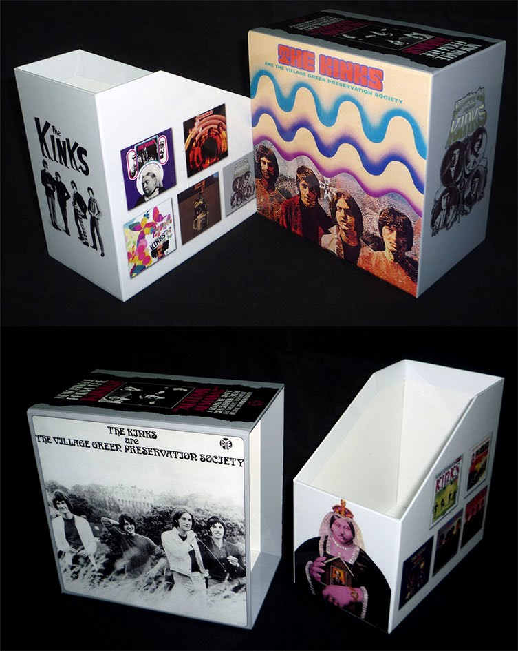 The Kinks Promo Box