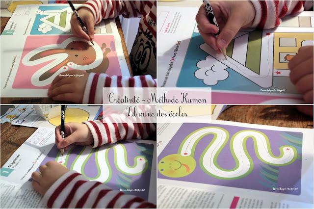 methode kumon creativite librairie des ecoles