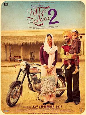 Nikka Zaildar 2 2017 Punjabi WEB-DL 480p 200Mb x265 HEVC