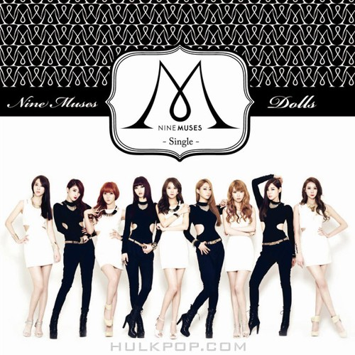 9MUSES – Dolls – EP (FLAC + ITUNES PLUS AAC M4A)