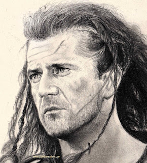 Mel Gibson, Sir William Wallace, braveheart,