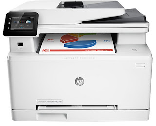 HP Color LaserJet Pro MFP M277dw Driver Download For Windows
