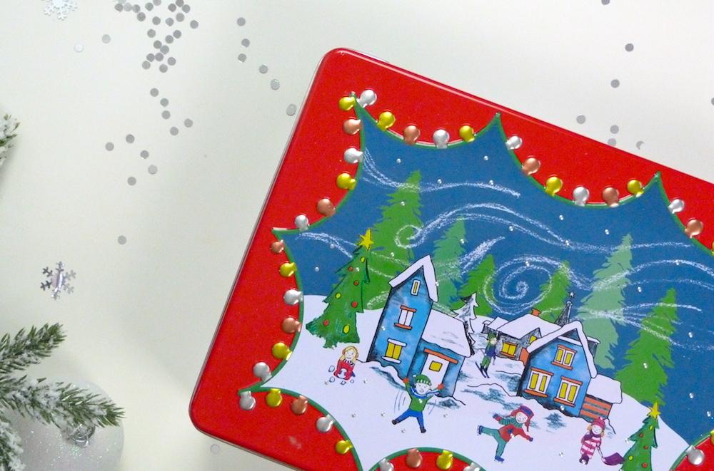 an image of Seasons Greetings Lush Christmas 2017