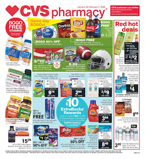 ⭐ CVS Ad 1/26/20 and CVS Ad Preview 2/2/20 ⭐ CVS Weekly Ad January 26 2020