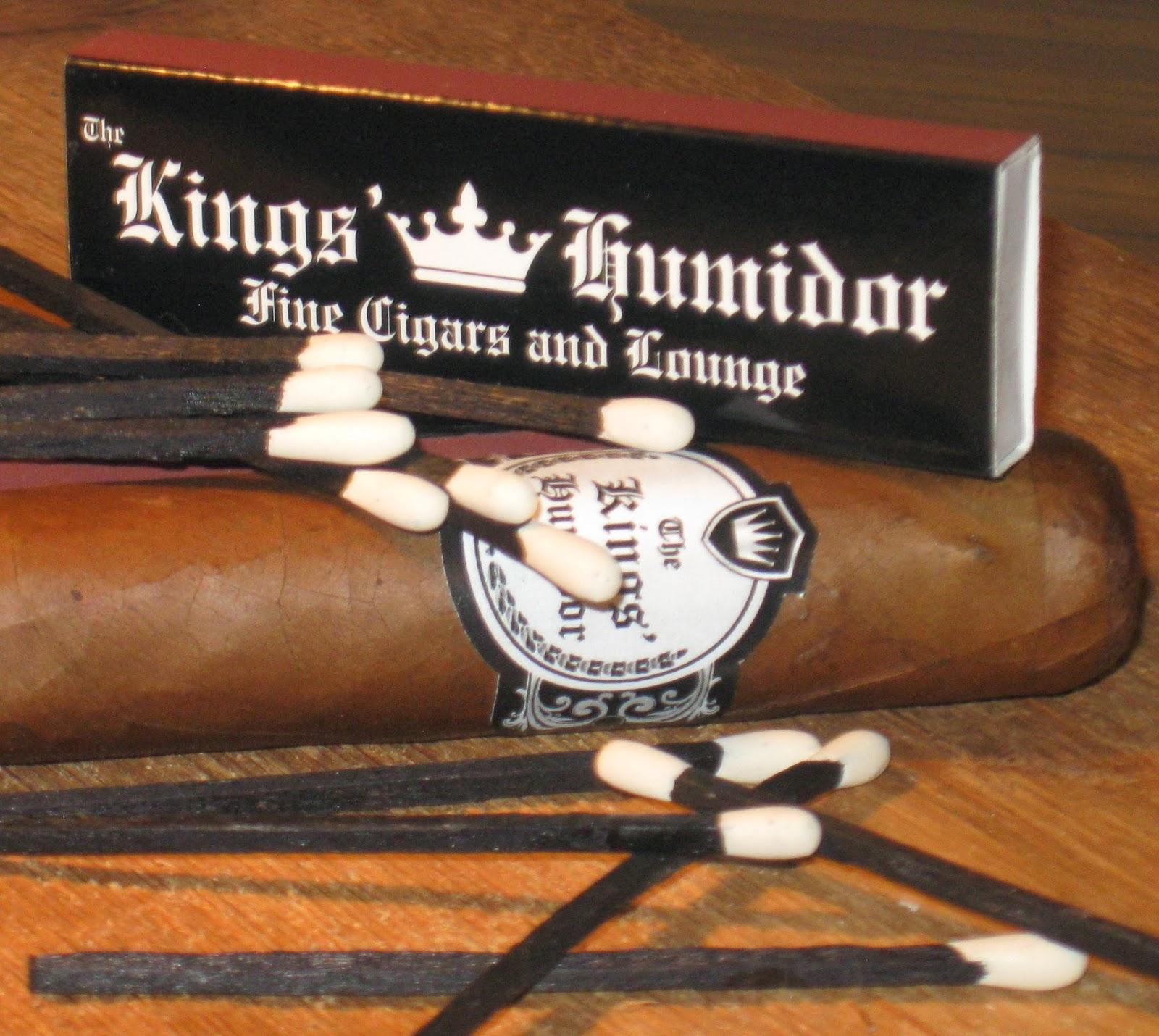 Cheap Charlie, Cigars: The Broadsword Cigar