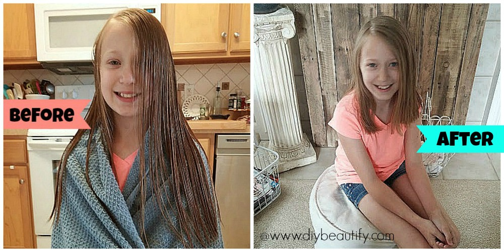 tips for cutting long hair DIY beautify