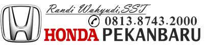 sales honda pekanbaru 081387432000
