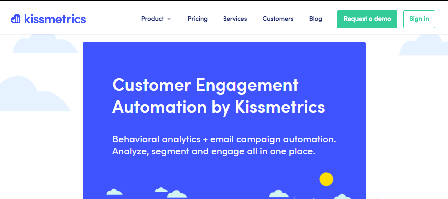 KissMetrics helps you understand your customers