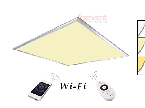 intelligent cct dimming LED panel light for home and commercial usage