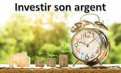 Lancement du nouveau blog Investir son argent