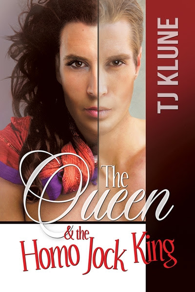 At First Sight 02 - The Queen & the Homo Jock King by T.J. Klune