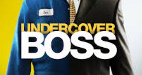 Program Reality Show Undercover Boss ini cukup terkenal di saluran Youtube. Tayangan yang mendidik dan penuh inspirasi. Gambar dari Internet